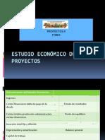 Estudio Economico de Proyectos 2012