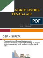Presentasi PLTA