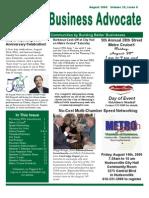 WKACC Newsletter August 09
