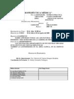 Organización Departamental