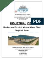 Industrial Visit Oxyrich
