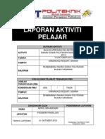 Laporan Majlis Apresiasi PRSP