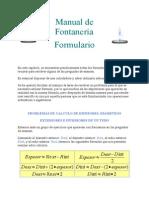 Manual de Fontanería TUBERIA