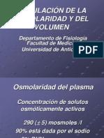 Regulacion Del Volumen y La Osmolaridad 2 - Copia