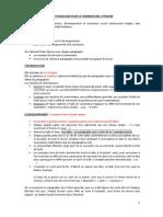 Methodologie Pour Le Commentaire Litteraire