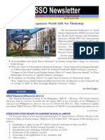 IFSSO Newsletter July-September 2013