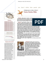 Mitologia greca e latina - Fenice, Fetonte, Fillide.pdf