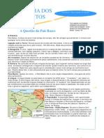 País Basco - Geografia dos Conflitos