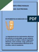 Mantenimiento y Operacion de Maquinas y Equipos Electricos 4 Apunte Instrumentos de Medicin Elctrica