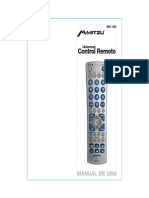 Control Universal Mitzu+MRC-1020