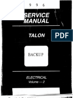 97-99 mitsubishi eclipse Electrical manual | Troubleshooting | RelayScribd