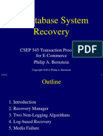 DB Recovery
