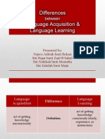 Differences Between Language Acquisition & Language Learning.pptx