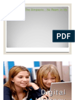 Digital Literacy Power Point