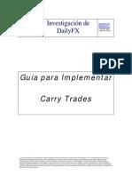 Guia Para Implementar Carry Trades
