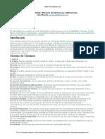 diccionario contable