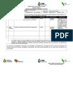 REPORTE DE ACTIVIDADES ACADÉMICAS  GENETICA