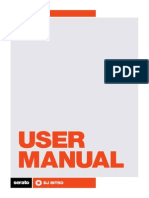 Serato DJ Intro User Manual 1.1.1