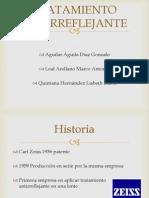 TRATAMIENTO ANTIRREFLEJANTE(1).pptx