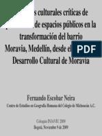 3.8PracticasculturalescriticasdeproducciondeespaciospublicosenlatransformaciondelbarrioMorav