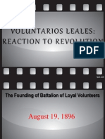 HISTORY (Founding of Battalion of Loyal Volunteers.pptx