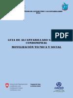 Guia de Movilizacion Tecnico Social