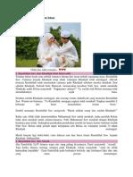 7 Kisah Romantis Dalam Islam