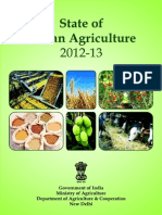 INDIA State of Indian Agriculture 2012-13.pdf