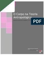 o Corpo Na Teoria Antropologica