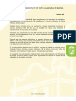 Cubre Ayuntamiento 33 Mil Metros Cuadrados de Baches