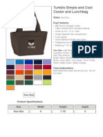 Tumble Simple and Cool Cooler and Lunchbag.pdf