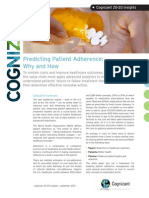 Predicting Patient Adherence