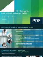 Cisco SMART Designs SBNF_OV_111512.ppt