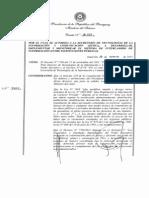 Decreto N° 10517/2013