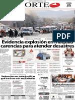 Periódico Norte de Ciudad Juárez 25 de Octubre de 2013