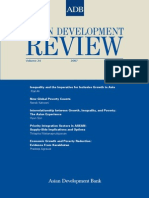 Asian Development Review - Volume 24, Number 2