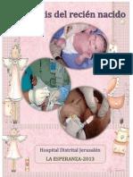 Profilaxis oftálmica en el Recién Nacido