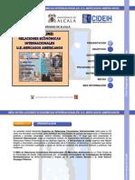 MBA ON LINE EN RELACIONES ECONÓMICAS AMÉRICA