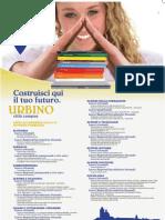Università di Urbino, Offerta Formativa 2009/2010