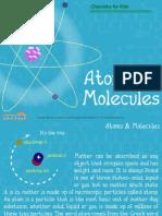 Atoms and Molecules – Mocomi.com