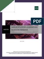 GUÍA ESTADO DE BIENESTAR 2013-2014