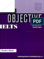 Cambridge objective ielts advanced teacher book download | compact.