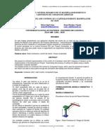 MANIPULADOR ROBOTICO  DE 3 GRADOS DE LIBERTAD