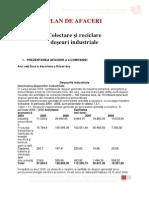 Plan afacere reciclare deseuri industriale.docx