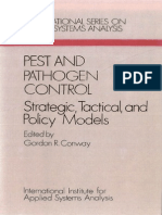 PEST AND PATHOGEN CONTROL