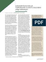Effekter af menneskeskabt forstyrrelse på RØDRYGGET TORNSKADE (LANIUS COLLURIO) ynglende i forskellige habitattyper