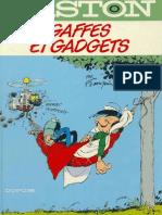 Gaston Lagaffe - Tome 01 - Gaffes Et Gadgets
