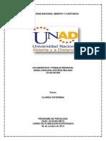 Diana Carolina Acevedo 401127