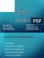220 Kv Kukas Presentation