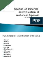 Identification of Maharasa,Uparasa,.ppsx